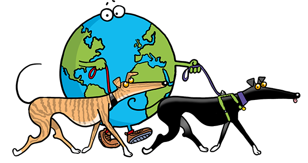 the great global greyhound walk we re international