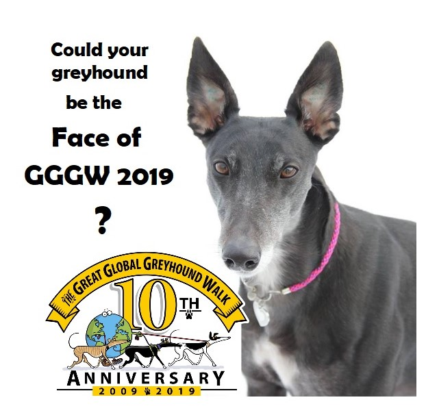 Competition to find the Face of GGGW 2019 - Great Global