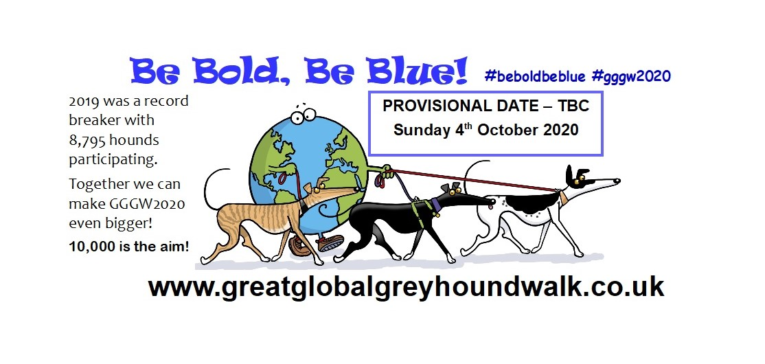 2020 be bold be blue 4 oct banner